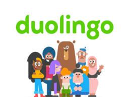 everyone can use duolingo