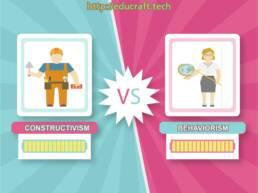 A constructivist vs a behaviourist