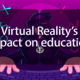 vr's impact in education